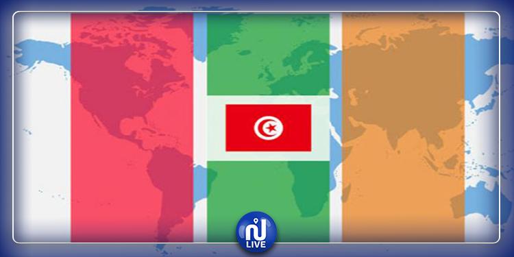 تونس تٌغير تصنيف هذه البلدان من اللون الأخضر إلى البرتقالي