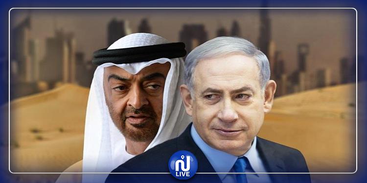 الإمارات تُطبّع علاقاتها مع الكيان الصهيوني
