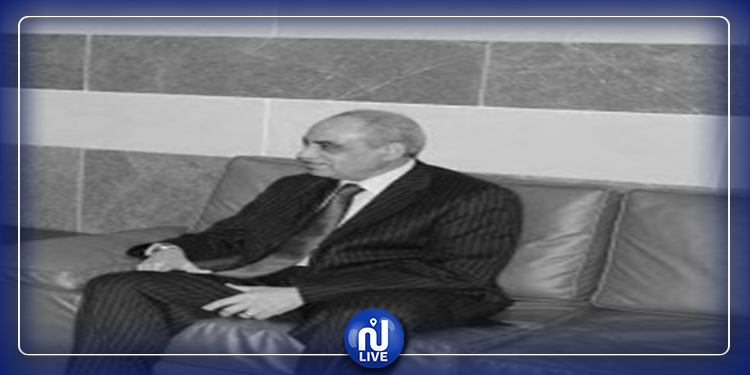 وفاة السفير السابق محمد فوزي بلوط