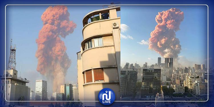 متابعة لإنفجار بيروت: أضرار كبيرة والإصابات مرتفعة جدّا