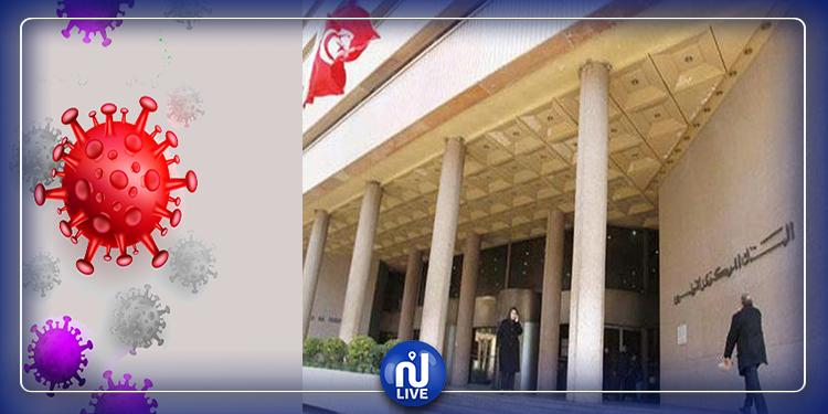 تأثيرات كورونا..البنك المركزي يتوقع انكماشا مفاجئا للنشاط الاقتصادي التونسي