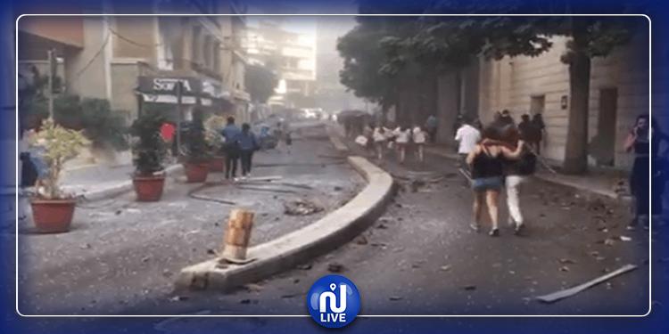 لبنان: مدير الأمن العام يكشف سبب الانفجار الهائل في بيروت