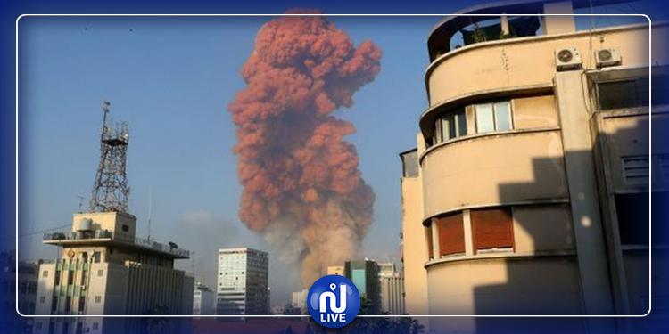 Beyrouth, deux explosions près du Port et des dizaines de blessés (photos)