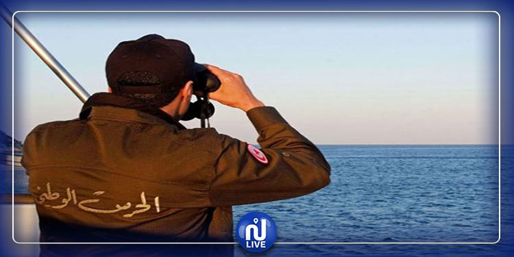 مجهودات الحرس الوطني في التصدّي لظاهرة إجتياز الحدود البحريّة خلسة