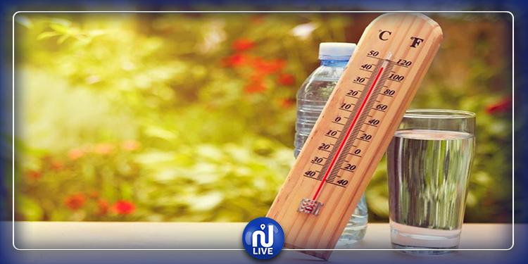 تواصل ارتفاع الحرارة مع الشهيلي