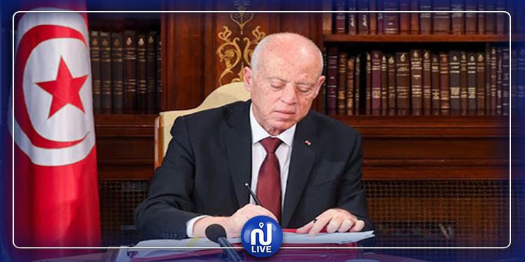 رئيس الجمهورية: تمديد إعلان منطقة حدودية عازلة
