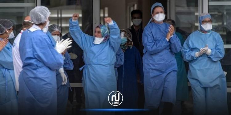 حالات الشفاء من كورونا تصل إلى 124 شخصا في المنستير