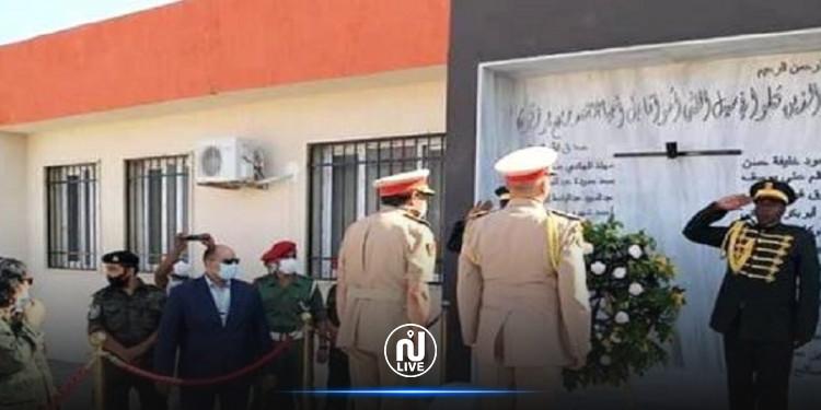 ليبيا: الفريق أول محمد الحداد يتسلم رئاسة أركان الوفاق