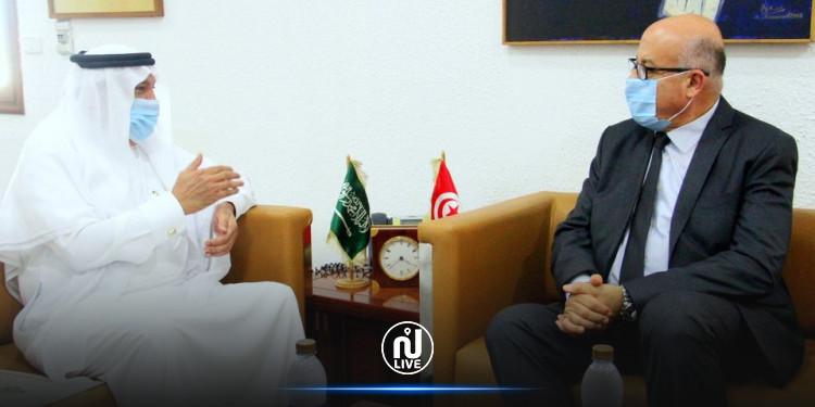 بين تونس والسعودية..دعم التعاون في المجال الصّحي