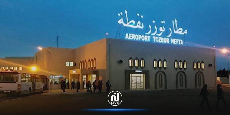 قريبا: استئناف الرحلات الجوية نحو مطار توزر نفطة الدولي