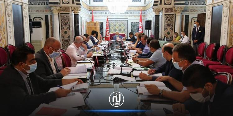 مكتب البرلمان: عقد 3 جلسات عامة خلال شهر أكتوبر