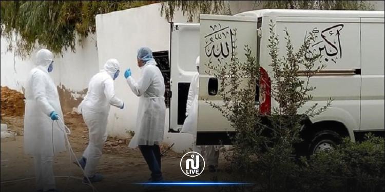 164 وفاة بكورونا في تونس