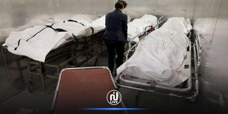 164 وفاة خلال ال48 ساعة: جليلة بن خليل توّضح