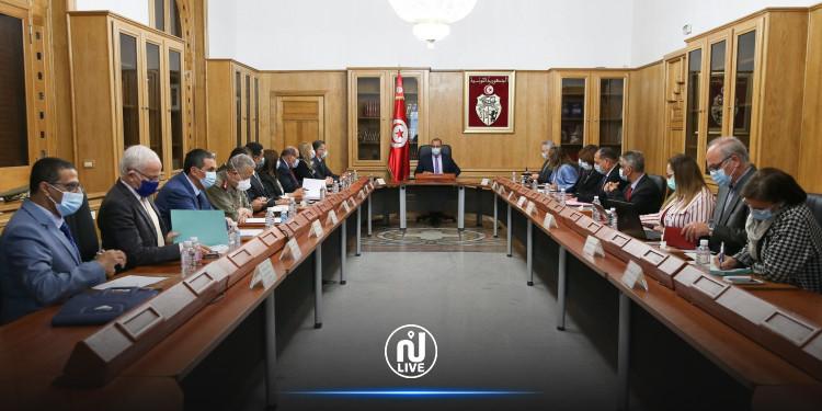 حاليا: اجتماع الهيئة الوطنية لمجابهة فيروس كورونا برئاسة المشيشي