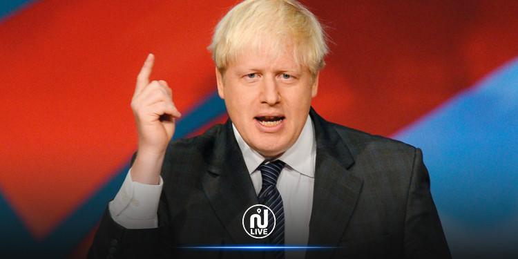 جونسون يطالب البريطانيين بالبقاء في منازلهم
