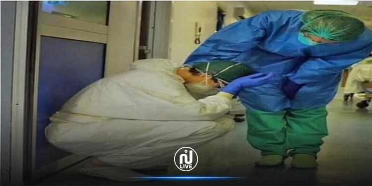 'تسونامي' كورونا يعصف بالمستشفيات الأوروبية