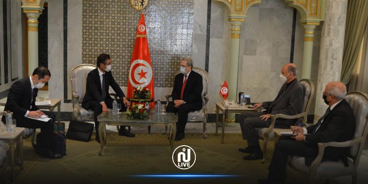 زيارة  مرتقبة لوزير الخارجية الياباني إلى تونس