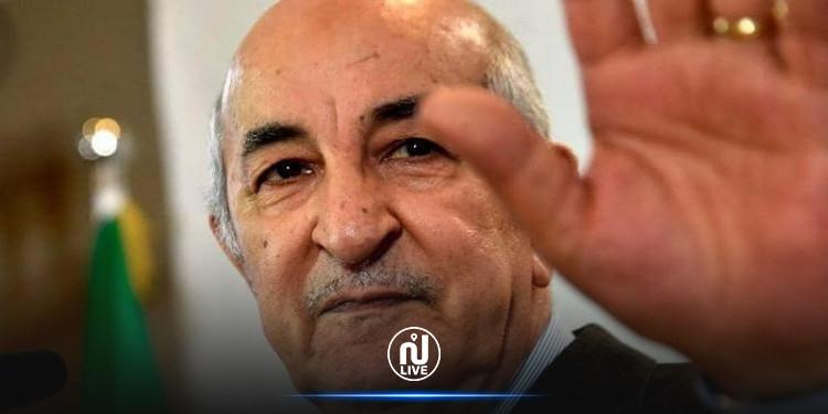 الجزائر: الرئيس عبد المجيد تبون يخضع للحجر الصّحي