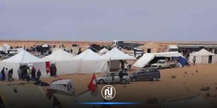 نقاط الاتفاق المنبثقة عن مفاوضات الوفد الحكومي مع تنسيقية اعتصام الكامور