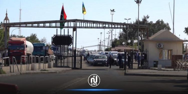 المطالبة بتوفير مستشفى عسكري متتقل وتركيزه بالمعبر الحدودي رأس جدير