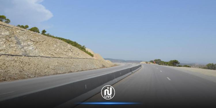 انطلاق استغلال الطريق الوطنية بين سليانة والفحص في هذا الموعد
