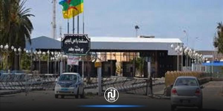 السلطات التونسية حريصة على استعادة الحركة المعهودة بمعبر رأس الجدير