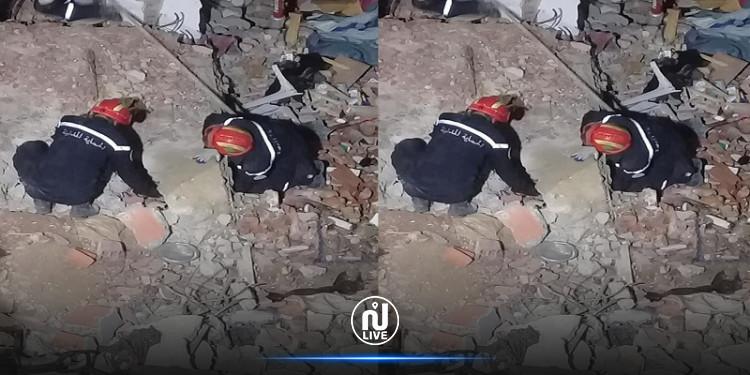 بن عروس: سقوط سقف مطبخ من الزنك واصابة كهل