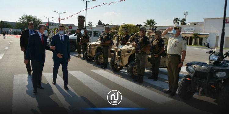 وزير الداخليّة: الأمن التونسي يتحلى بالجاهزية التامة للتصدي لأية تهديدات إرهابية