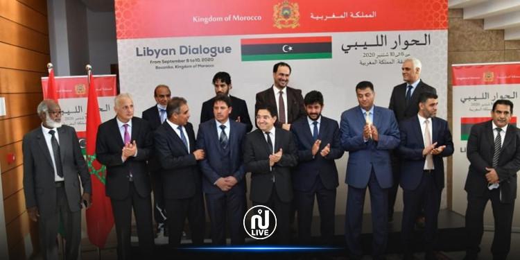 4  دول أوروبية  تتوعد الجهات المعرقلة  للحوار الليبي بعقوبات صارمة
