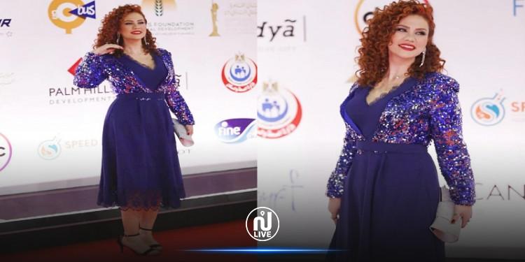 لينا شماميان تتحدث عن تجربتها في الفيلم المصري 'حظر تجول'