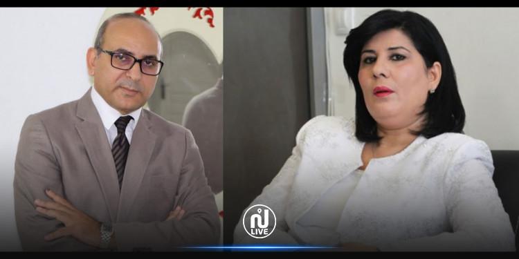 عبد اللطيف العلوي لعبير موسي: أنت عار على المرأة التونسية