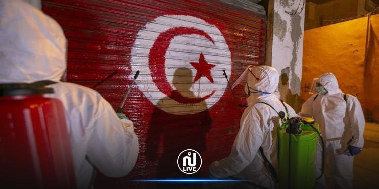 تطور الوضع الوبائي لكورونا بمختلف الولايات التونسية