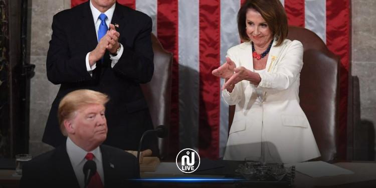 مجلس الشيوخ الأمريكي ينظر في لائحة محاكمة ترامب يوم الاثنين