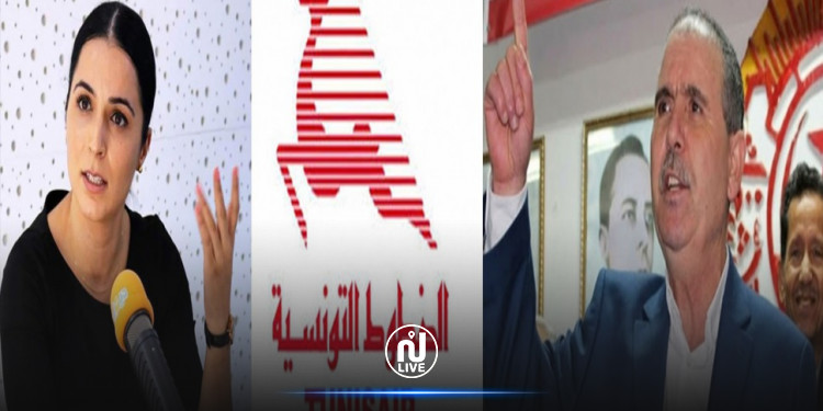 نورالدين الطبوبي: تفاجأت بفيديو ألفة الحامدي ويبدو أنها مغرومة بالإثارة