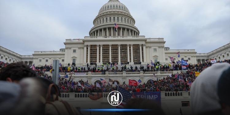 إغلاق مبنى الكونغرس الأمريكي وسط مخاوف من وجود تهديدات