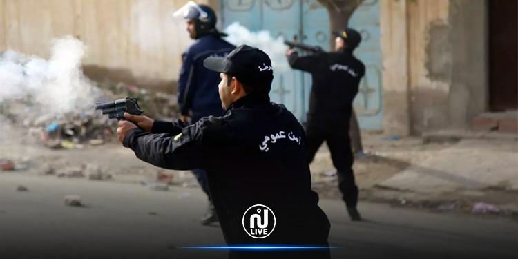 القصرين: إيقاف شاب بتهمة تمجيد الإرهاب والتحريض على الاعتداء على الأمنيين