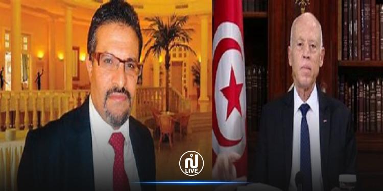 رفيق عبد السلام لقيس سعيّد: من يتولى موقع الرئاسة عليه أن يتعالى عن مشاعر الحب والكره