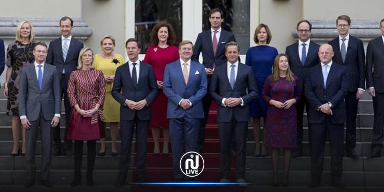 رئيس الوزراء الهولندي يعلن استقالة حكومته