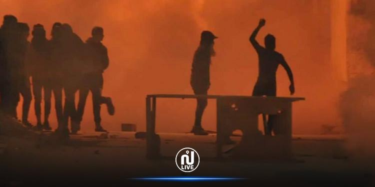 القصرين: بطاقات إيداع بالسجن في حق 34 شخصا شاركوا في أحداث شغب