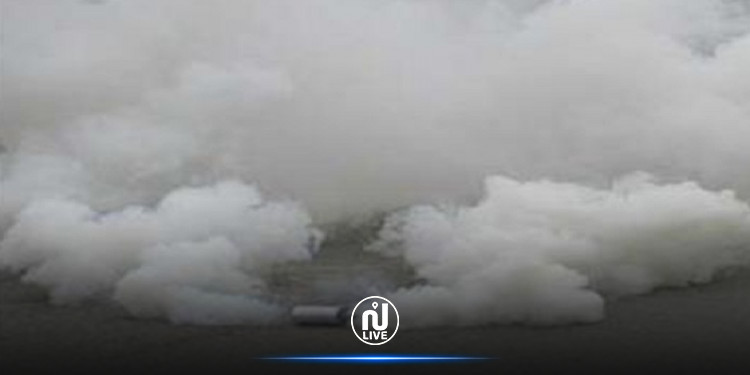سوسة : أعمال شغب ليلية وعمليات كر وفر  وغاز مسيل للدموع