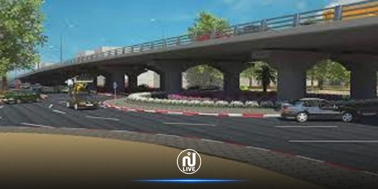 صفاقس: الممرات العلوية لـ'حزام بورقيبة' تدخل حيز الاستغلال في هذا الموعد