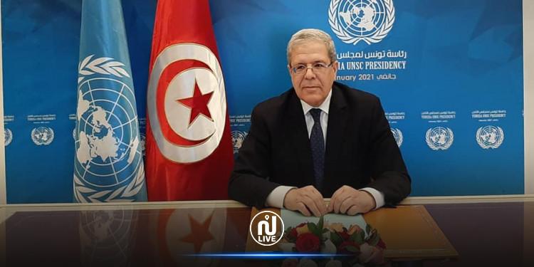 وزير الخارجية عثمان الجراندي مصاب بكورونا