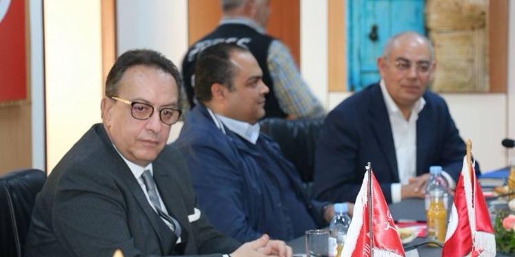 حركة نداء تونس تقرر مراجعة علاقتها مع بعض الأطراف