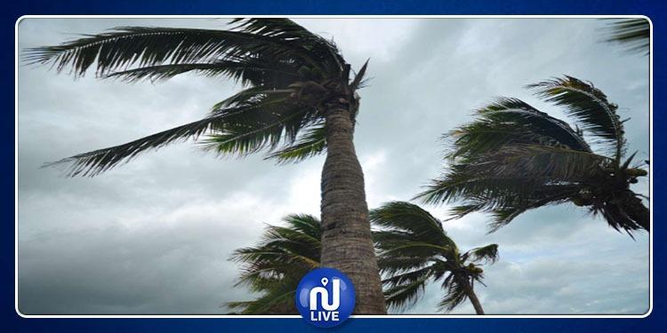 Des vents forts à très forts ce dimanche et demain lundi