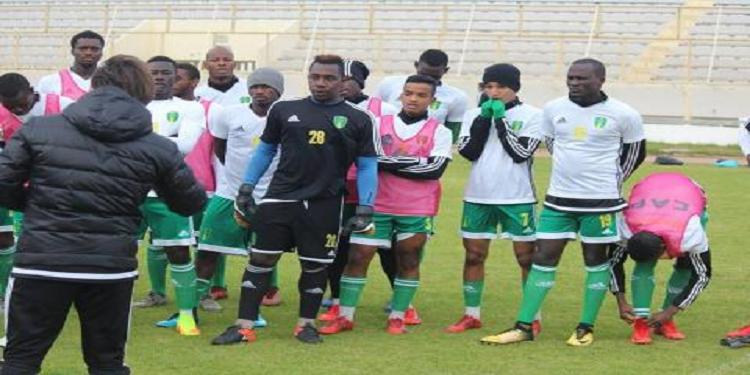 مستقبل المرسى ينهزم وديا أمام المتخب الموريتاني للاعبين المحليين