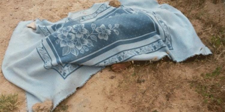 رأس الجبل: العثور على جثة امرأة  بوادي القنطرة