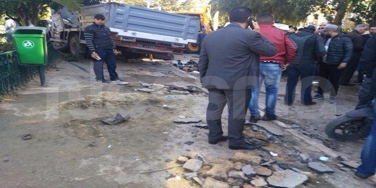 حادث البلفيدير: وزارة الصحة تشكل خلية للإحاطة بالمصابين وعائلاتهم