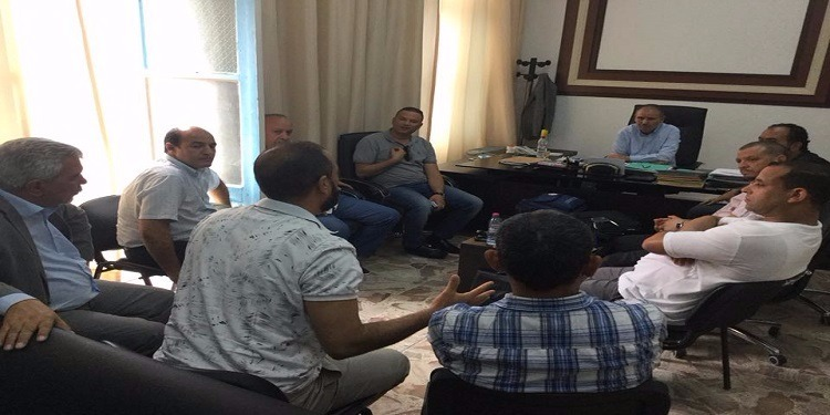 الطبوبي يؤكّد على ضرورة تطويق الوضع داخل الشركة التونسية للملاحة