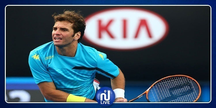 Tournoi d'Indian Wells: Jaziri éliminé au second tour