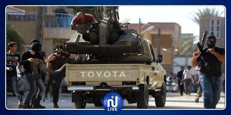Combats de Tripoli: le bilan s'élève à 174 morts et 641 blessés